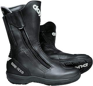 Daytona Boots Motorradschuhe, Motorradstiefel lang Road Star Gore TEX Stiefel schwarz 43, Unisex, Tourer, Ganzjährig, Leder