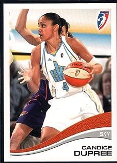Basketball NBA 2007-08 Rittenhouse WNBA #45 Candice Dupree