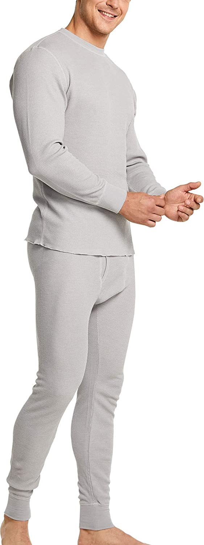 Tucson Mall CQR Men's Thermal Underwear Set T Waffle Knit Midweight Nashville-Davidson Mall