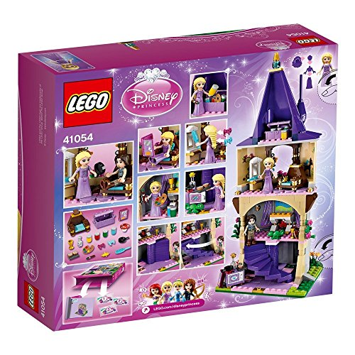 Lego Disney Princess - La Torre Creativa de Rapunzel (41054)