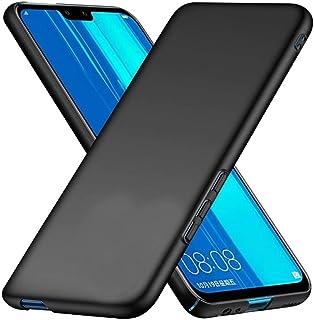 TenDll Case for Xiaomi Poco M2 Pro, [Ultra slim] and Hard PC protective Phone Case for Xiaomi Poco M2 Pro Cover -Black