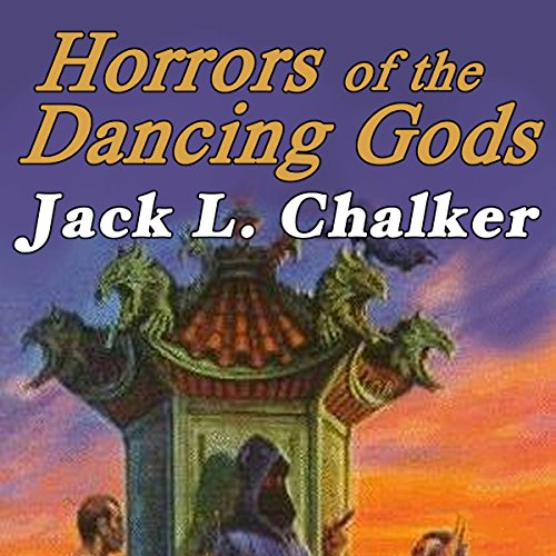 Horrors of the Dancing Gods audiobook cover art