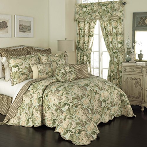 WAVERLY Garden Glory Bedspread Collection, Queen