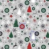 Pingianer 11,99€/m 200x160cm 100% Baumwolle Weihnachten