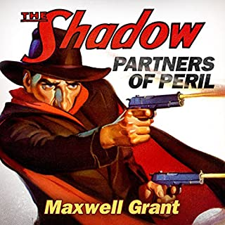 Partners of Peril (The Shadow) cover art