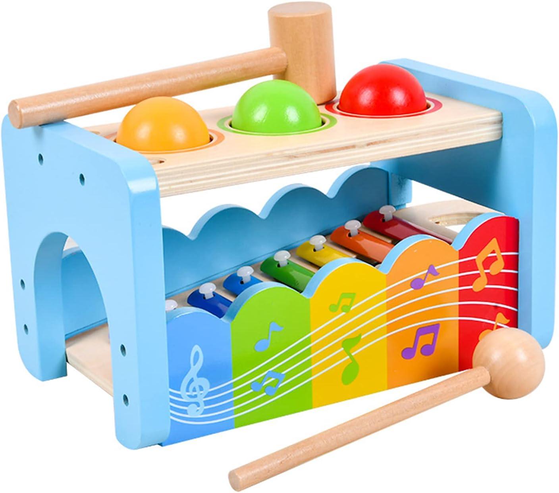 LEFUYAN Wooden favorite Educational Max 60% OFF Toy Child Music Percu Shakers