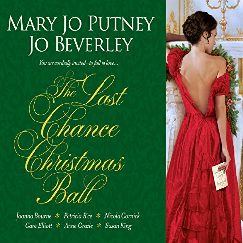 The Last Chance Christmas Ball audiobook cover art