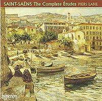 Saint-Sa毛ns: The Complete Etudes (1998-11-10)