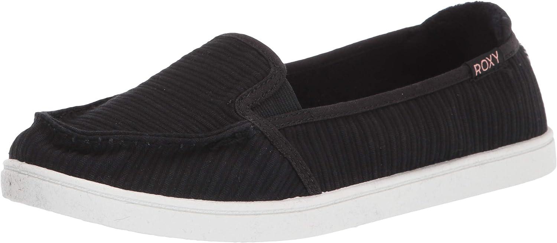 Roxy 予約販売 Women's Minnow Sneaker On 正規品スーパーSALE×店内全品キャンペーン Slip