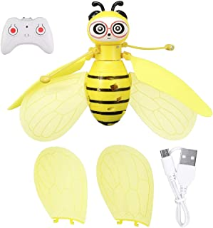 Nologo BOJI Mini Drone Induction Bee Flying UFO Fairy Aircraft for Kids Dropship RC Helicopter Fly Ball Toys for Boys Girls