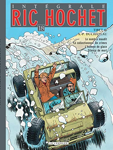Intégrale Ric Hochet - tome 18 - Intégrale Ric Hochet 18