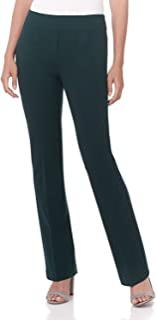 Rekucci Women's Secret Figure Pull-On Knit Bootcut Pant...