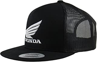 Mayhem Industries Honda Racing Snap Back Official Licensed Product Black