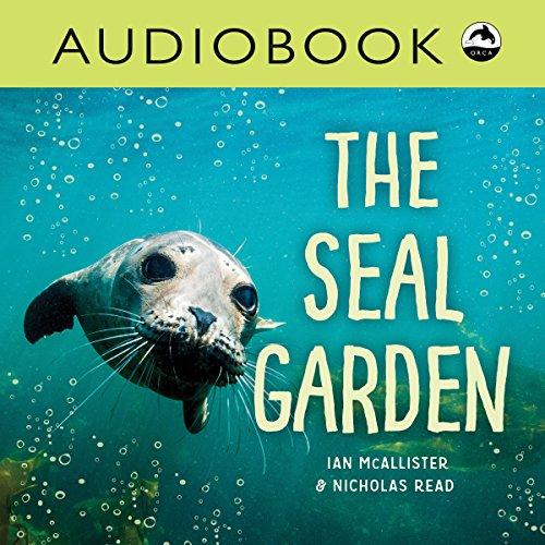 The Seal Garden audiobook cover art