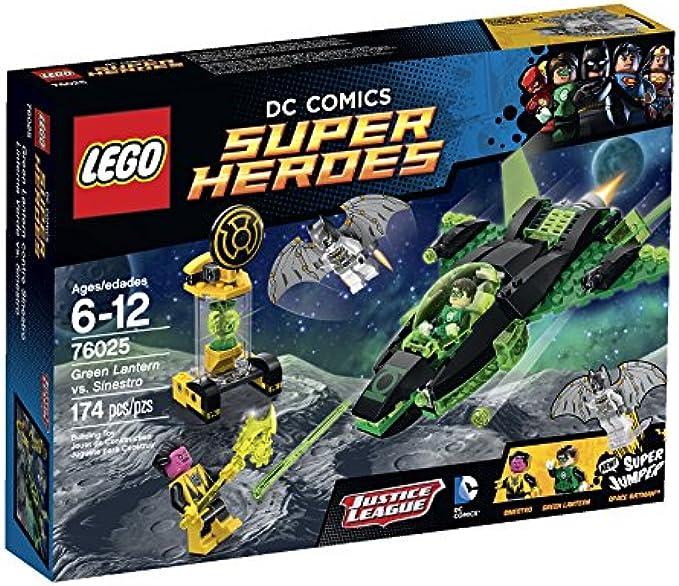 LEGO Superheroes 76025 Green Lantern vs. Sinestro