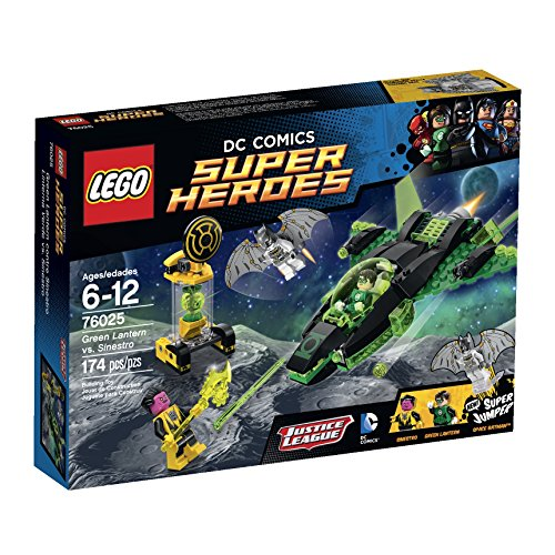 LEGO Superheroes Green Lantern vs. Sinestro by LEGO
