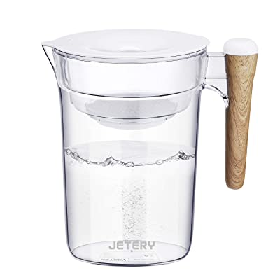 JETERY Water Filter Pitcher
