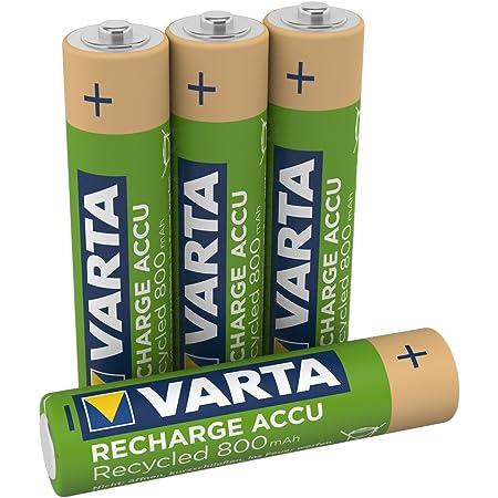 Varta Recharge Accu Recycled Wiederaufladbar Elektronik