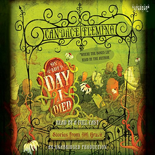 On the Day I Died audiobook cover art