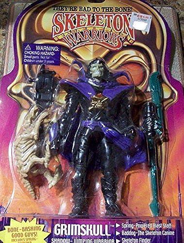 Skeleton Warriors Grimskull Figure by Skeleton Warriors