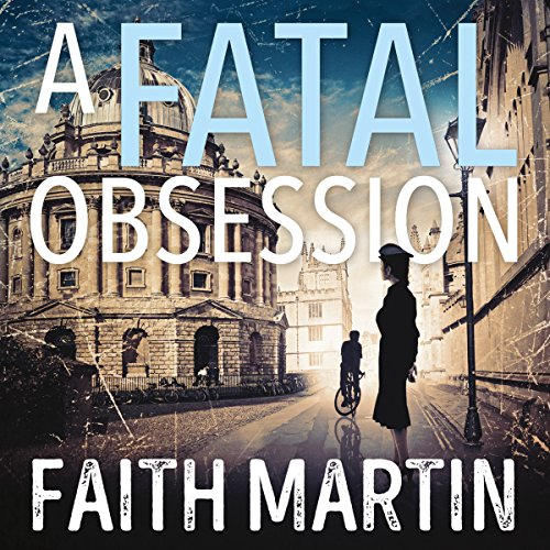 A Fatal Obsession audiobook cover art