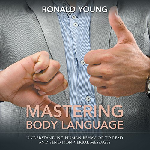 Mastering Body Language audiobook cover art