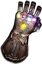 Yacn Thanos Infinity Gauntlet Glove Costume& Gold Thanos Glove for Men Kids Cosplay …