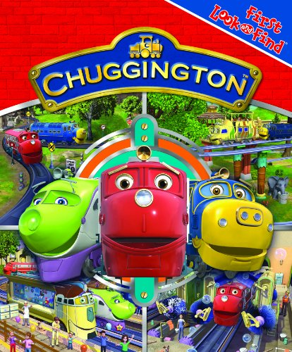 Chuggington (My First Look & Find)