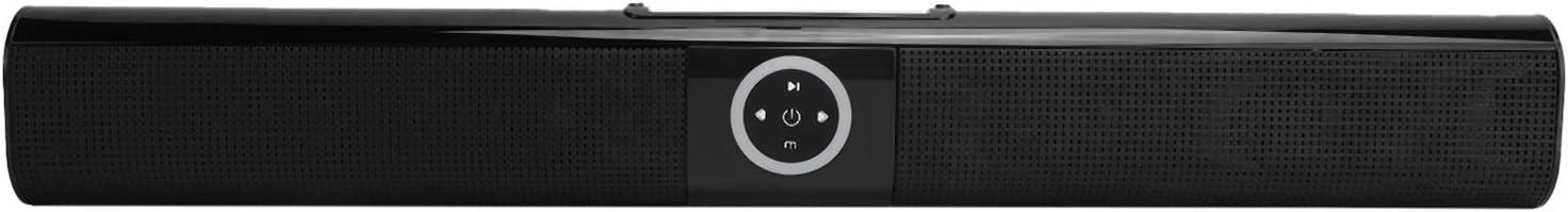 Bluetooth Seattle Mall Sound Bar with Subwoofer Max 83% OFF HiFi Subwo Soundbar