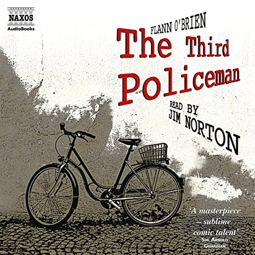 The Third Policeman audiobook cover art