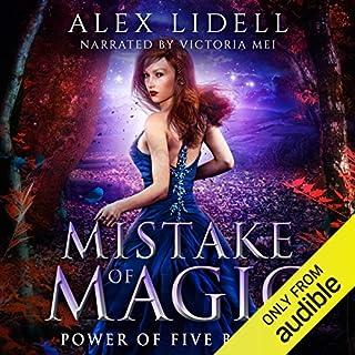 Page de couverture de Mistake of Magic: Reverse Harem Fantasy