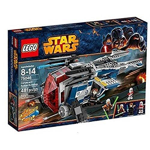 Star Wars Lego 75046 Coruscant Police Gunship