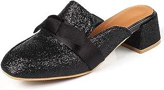 BalaMasa Womens AFL00495 Pu Slippers