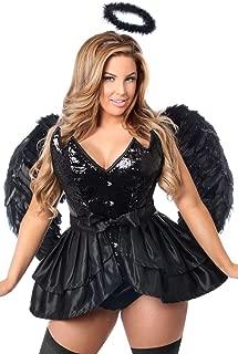 angel corset halloween costumes