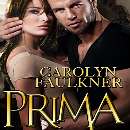 Prima audiobook cover art