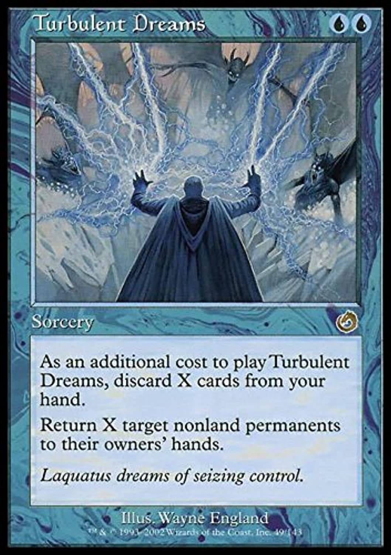 Magic  the Gathering  Turbulent Dreams  Torment