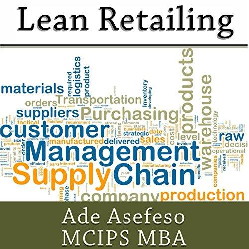Lean Retailing audiobook cover art