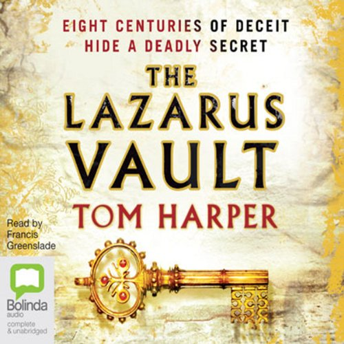 The Lazarus Vault cover art