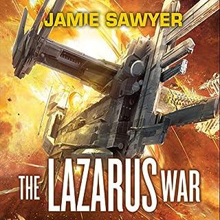 Couverture de The Lazarus War: Artefact