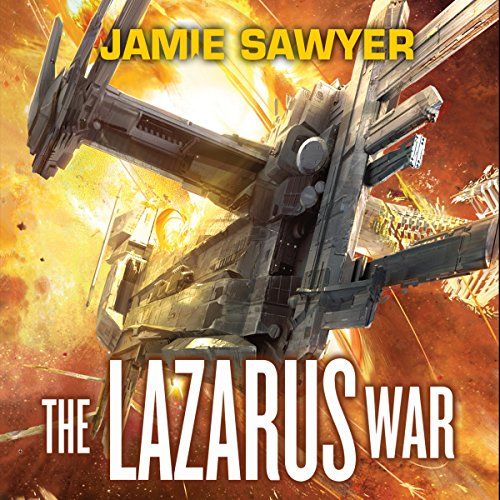 The Lazarus War: Artefact audiobook cover art