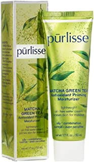 Purlisse Matcha Green Tea Antioxidant Priming Moisturizer