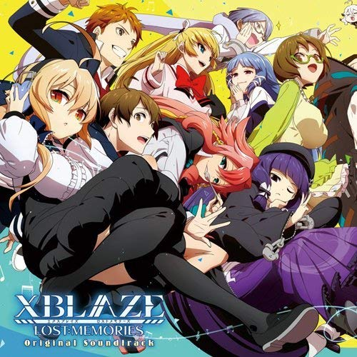 Xblaze (Original Soundtrack)