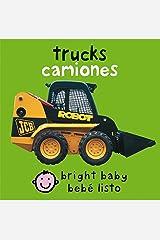 Bilingual Bright Baby Trucks (Spanish Edition) Kindle Edition