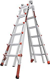 Little Giant Ladder Systems 12026-801 RevolutionXE Multi-Purpose Ladder, 26 Ft, Orange