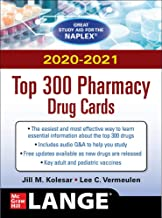 McGraw-Hill's 2020/2021 Top 300 Pharmacy Drug Cards PDF