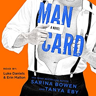 Man Card audiobook cover art