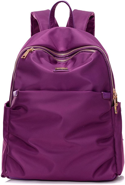 Oxford clothshoulder bags of students' schoolbags waterproof nylon travel large capacity backpack C