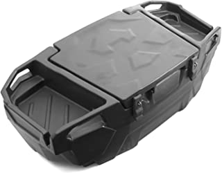 Kimpex Expedition Sport Box Black - Fits: Arctic Cat WILDCAT SPORT 700 2015-2017