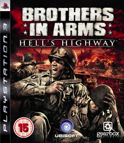 Ubisoft Brothers In Arms: Hell's Highway (PS3) videogioco PlayStation 3