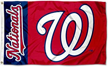 washington nationals flag 3x5
